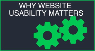 Why Website Usability Matters Blog Cover