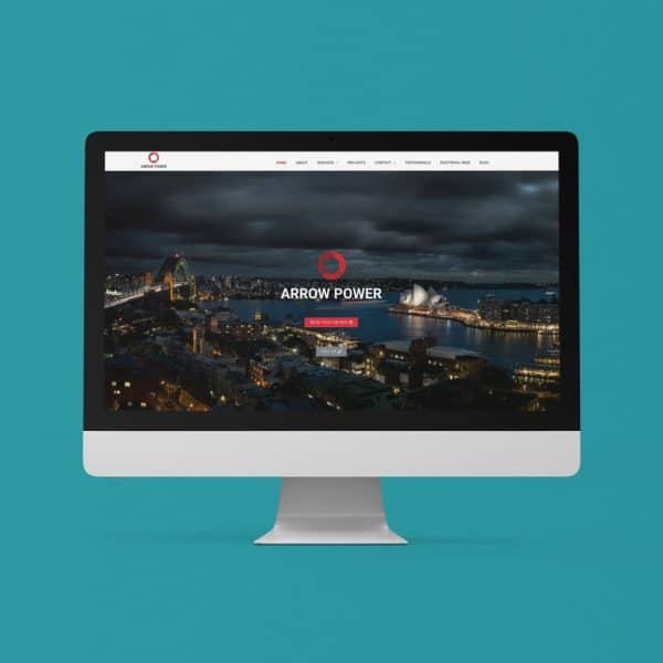 Arrow Power Home Page