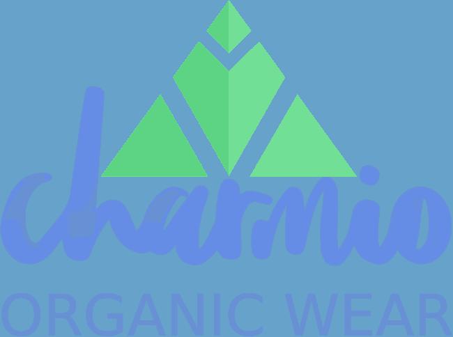 Charmio Stacked Logo Transparent