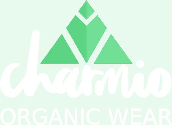 Charmio White Logo