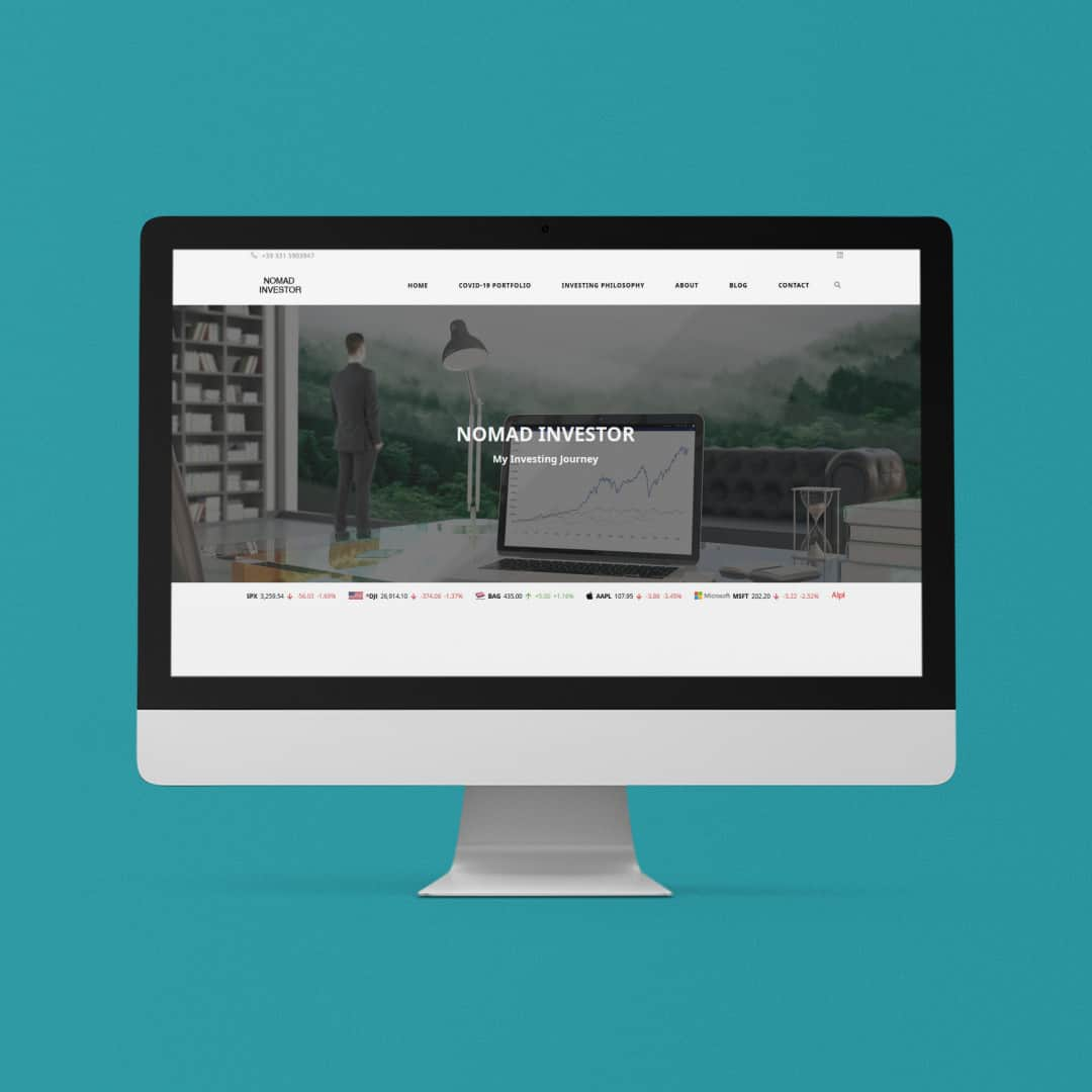 Nomad Investor Home Page