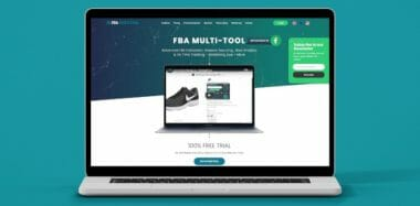 FBA Multitool Laptop Home Page