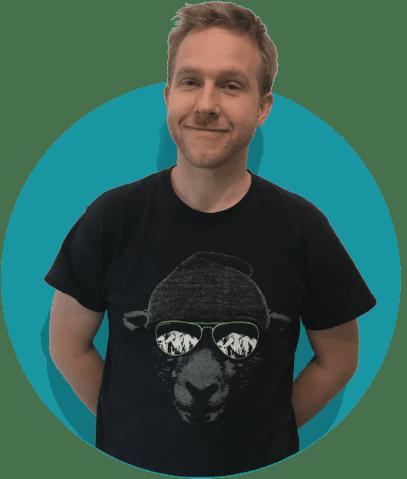Josh Avatar Turquoise