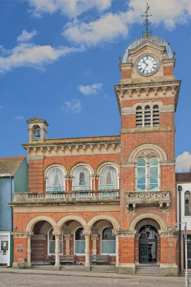 Hungerford Town Hall Centre