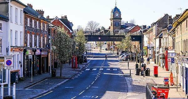 Website Design Hungerford Town Centre