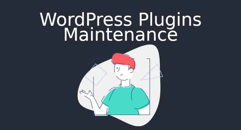 WordPress Plugin Maintenance