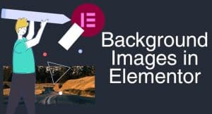 Background Images In Elementor Blog Post Cover